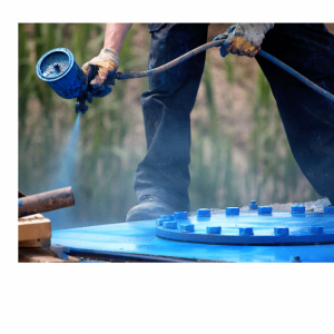 Image of spray painting, to illustrate this course