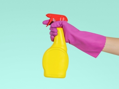 Generic image of detergent cleaning materials